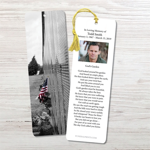 Picture of Vietnam Wall Bookmark